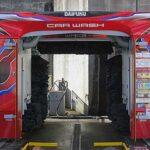 門型自動洗車機ダイフクプラスモア グロッサ